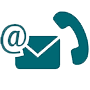 call and email icon